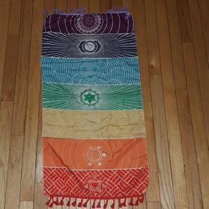 Accessories - 🔮 chakra tapestry